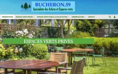 site web espace vert
